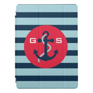 Monogram. Zeevaart. Anker iPad Pro Cover