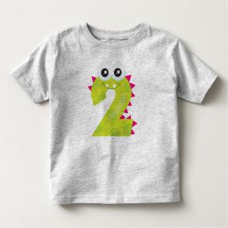 Monster 2 kinder shirts