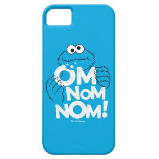 Monster | Om Nom Nom van het koekje! Barely There iPhone 5 Hoesje