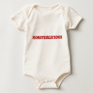 MONSTERLICIOUS BABY SHIRT