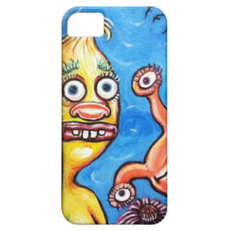 Monsters in Zomer Iphone 5 Hoesje