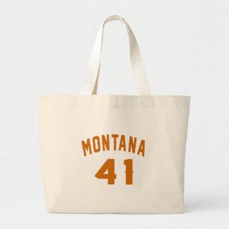 Montana 41 Design van de Verjaardag Grote Draagtas
