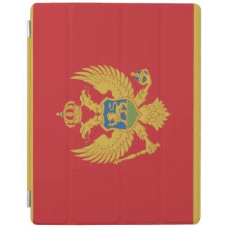 Montenegro Vlag iPad Cover