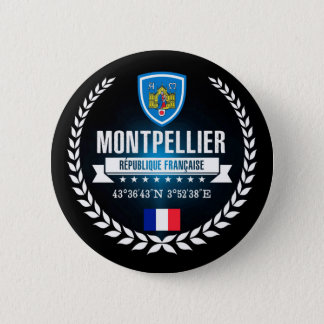 Montpellier Ronde Button 5,7 Cm