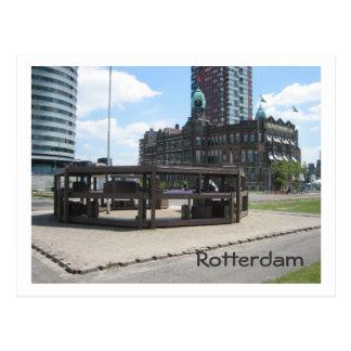 Monument voor Nederlandse emigranten Briefkaart
