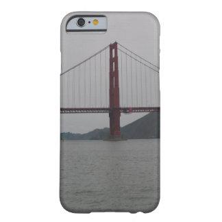 Mooi Afbeelding van Golden gate bridge Barely There iPhone 6 Hoesje