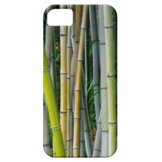 Mooi bamboebosje barely there iPhone 5 hoesje