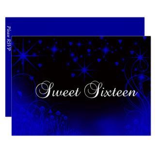 Mooi Blauw Neon, Zoete Uitnodiging 16