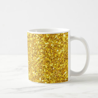 Mooi Gouden Patroon Glistering Koffiemok