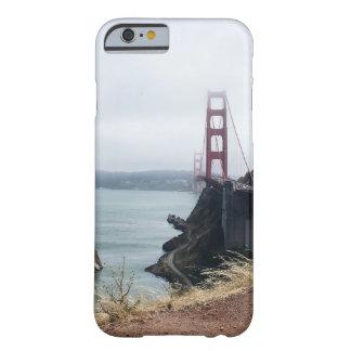 Mooi iPhoneHoesje van Golden gate bridge Barely There iPhone 6 Hoesje