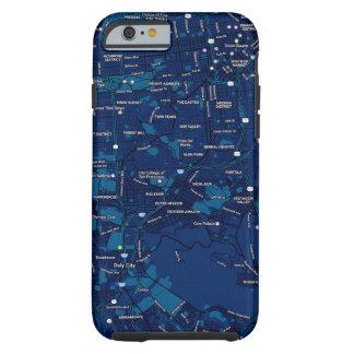 Mooi iPhoneHoesje van San Francisco Tough iPhone 6 Hoesje