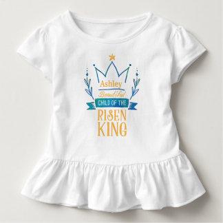 Mooi Kind van de Toegenomen T-shirt van de Koning