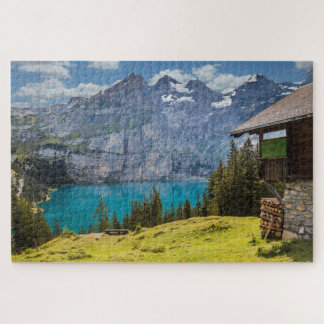 Mooi landschap puzzel