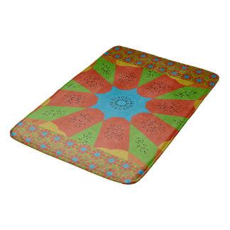Mooi Mooie Uniek Uitzonderlijk kleurenontwerp Badmatten