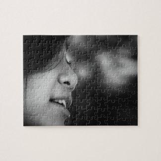 Mooi portret - Raadsels Foto Puzzels