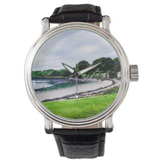 Mooi Schots Eiland Inchcolm Horloge
