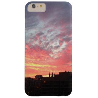 Mooi zonsonderganghoesje barely there iPhone 6 plus hoesje