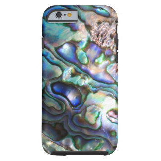 Mooie abalone shell tough iPhone 6 hoesje