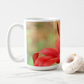Mooie Aziatische Lelie Koffiemok