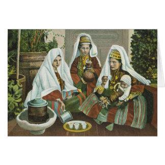 Mooie Bethlehem Vrouwen Kaart