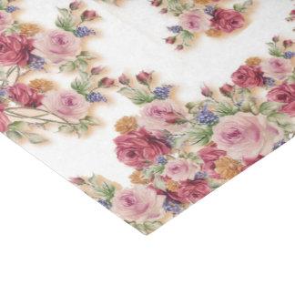 Mooie Bloemen Tissuepapier