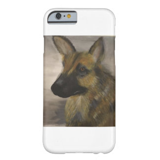 Mooie Duitse Shepard Barely There iPhone 6 Hoesje