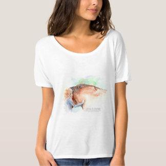 "Mooie en comfortabele T-shirt ""Alma & Atman"""