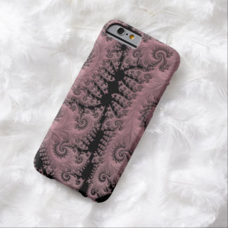 Mooie Fractal Slanke Kunst iPhone6 Barely There iPhone 6 Hoesje