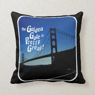 Mooie Groot Golden gate bridge Sierkussen