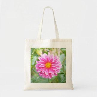 Mooie in het Roze Wilde Canvas tas van de Bloem