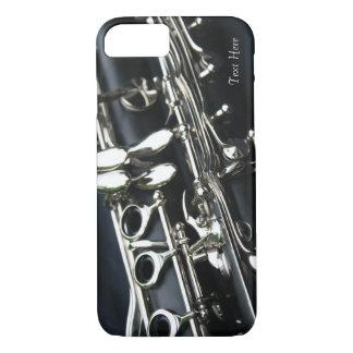 Mooie iPhone 7 van de Klarinet hoesje