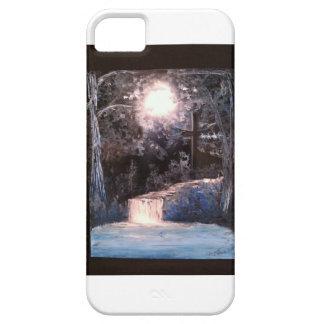Mooie iPhonedekking van het natuurlandschap Barely There iPhone 5 Hoesje