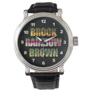 Mooie Kleuren van Forel 3 Horloge
