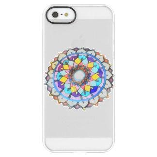 Mooie Mandala Permafrost iPhone SE/5/5s Hoesje