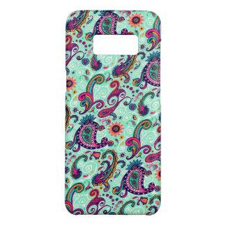 Mooie Munt Paisley Case-Mate Samsung Galaxy S8 Hoesje