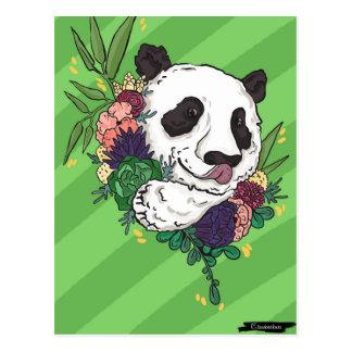 Mooie Panda Briefkaart
