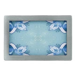 Mooie Personaliseerbare Schaduwen van Blauw Gespen
