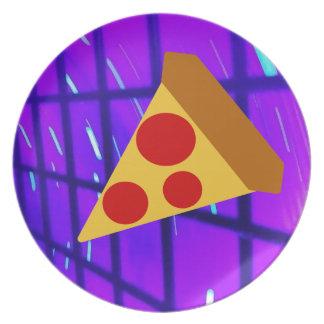 Mooie Pizza Melamine+bord