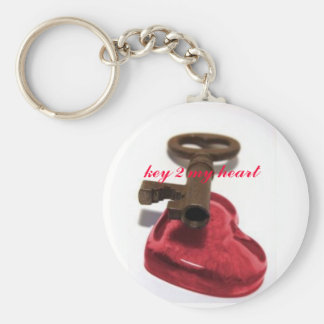 Mooie sleutel 2 mijn hart keychain sleutelhanger