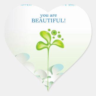 Mooie Sticker