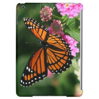 Mooie Vlinder op Bloem Lantana