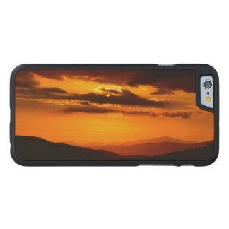 Mooie zonsondergangfoto