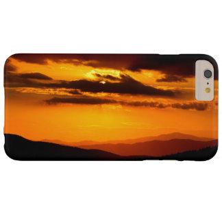 Mooie zonsondergangfoto barely there iPhone 6 plus hoesje