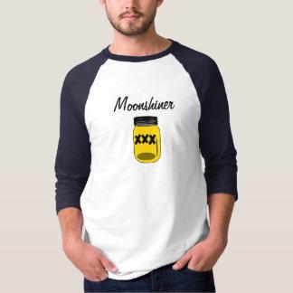 Moonshiner 3/4 sleeveT-shirt T Shirt