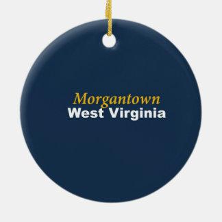 Morgantown, Ornament het West- van Virginia