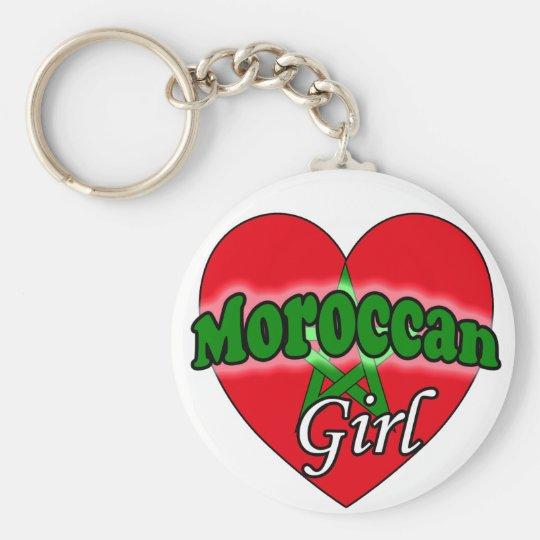 Moroccan Girl Sleutelhanger