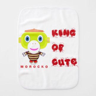 Morocko - KingOfCute Monddoekje