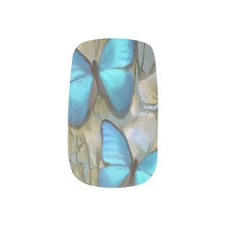 Morpho Butterflys Minx Nail Folie