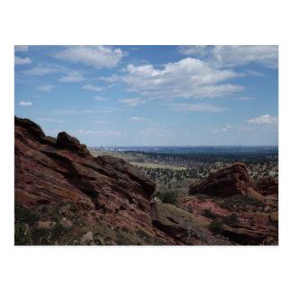 Morrison, Colorado Briefkaart