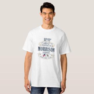 Morrison, Witte T-shirt van het Jubileum van